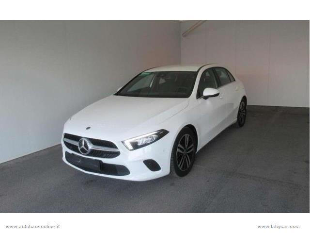 Mercedes-benz a 180 d automatic business