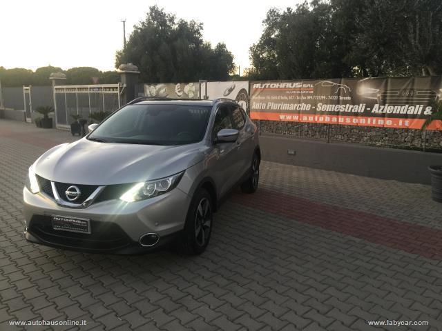 Auto - Nissan qashqai 1.5 dci n-connecta