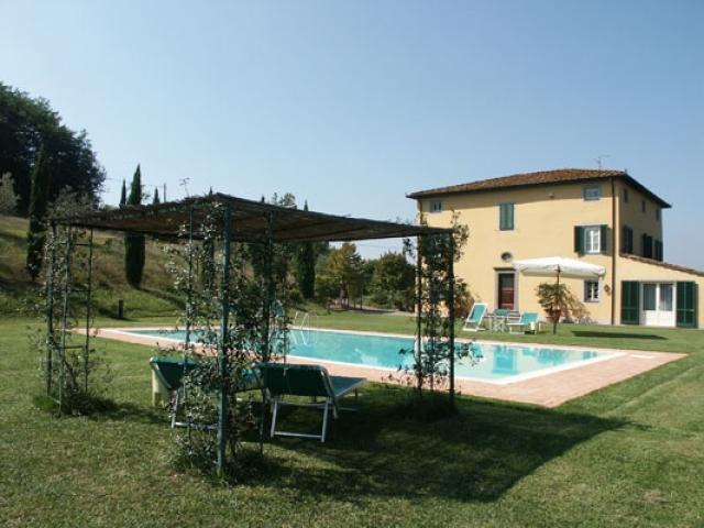 Villa padronale con bellissima vista panoramica in affitto