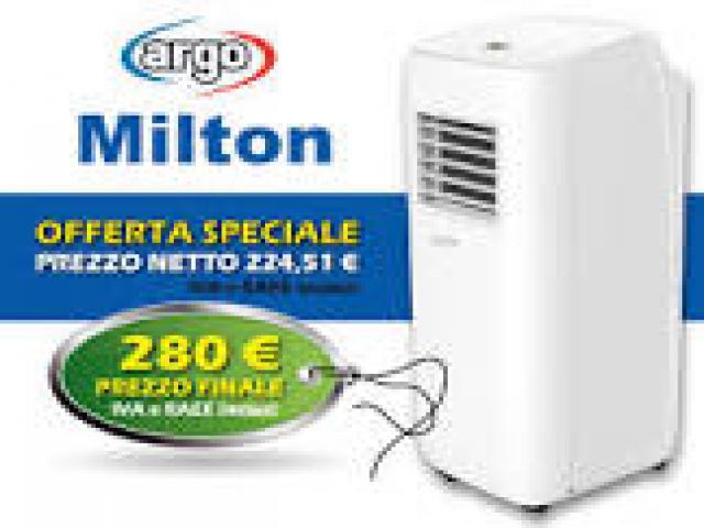 Argo relax style climatizzatore portatile 10000 btu tipo nuovo - beltel