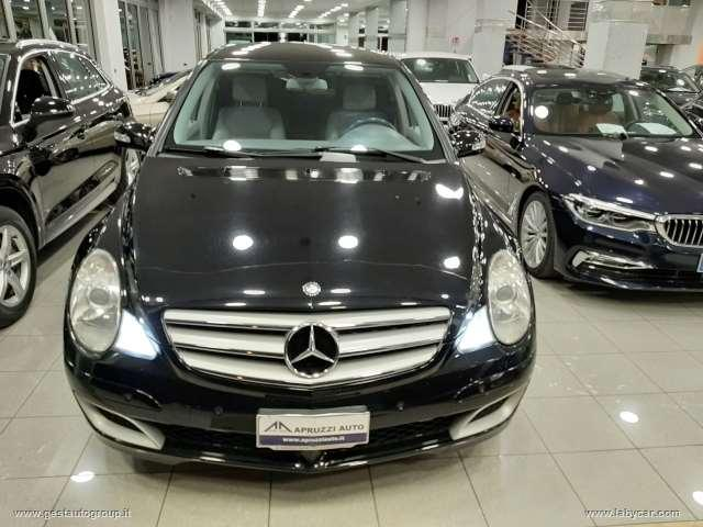 Mercedes-benz r 320 cdi 4matic sport