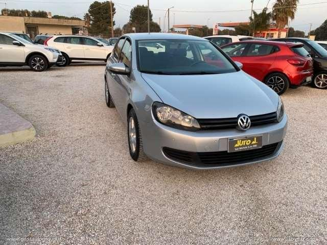 Volkswagen golf 2.0 tdi 110cv dpf 5p. comfortline