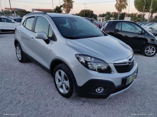 Opel mokka 1.4 t gpl tech 140 cv 4x2 ego