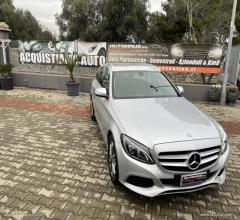 Mercedes-benz c 220 bluetec automatic sport