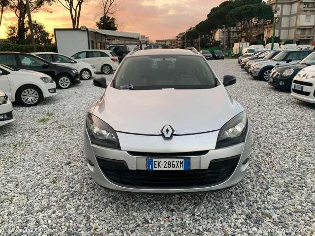 Renault mégane 1.5 dci 110 cv gt line