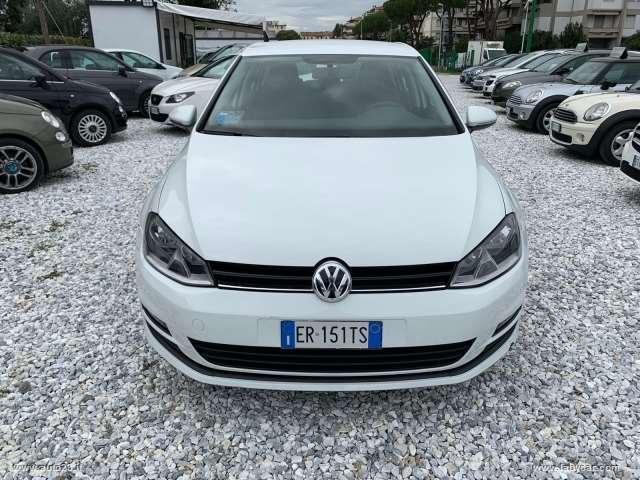 Volkswagen golf 1.6 tdi dpf 5p. bluemotion