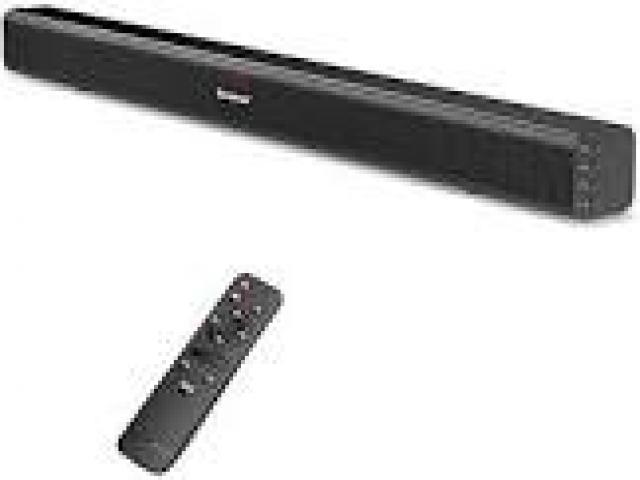 Telefonia - accessori - Beltel - bomaker soundbar con subwoofer wireless molto conveniente