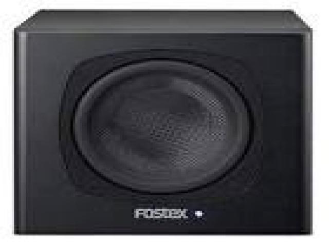 Telefonia - accessori - Beltel - fostex pm-sub mini 2 subwoofer ultimo modello
