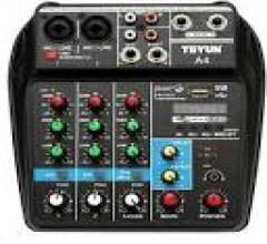 Beltel - festnight mixer audio 4 canali molto economico