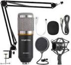 Beltel - zingyou bm-800 microfono a condensatore ultimo tipo