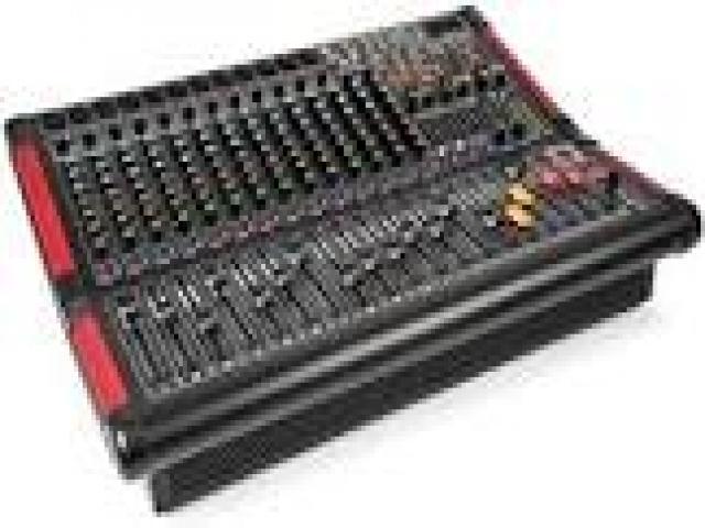 Telefonia - accessori - Beltel - power dynamics pda-s1604a mixer 16 canali tipo promozionale