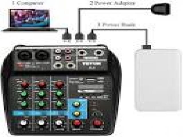 Telefonia - accessori - Beltel - fesjoy tu04 bt mixer vero affare
