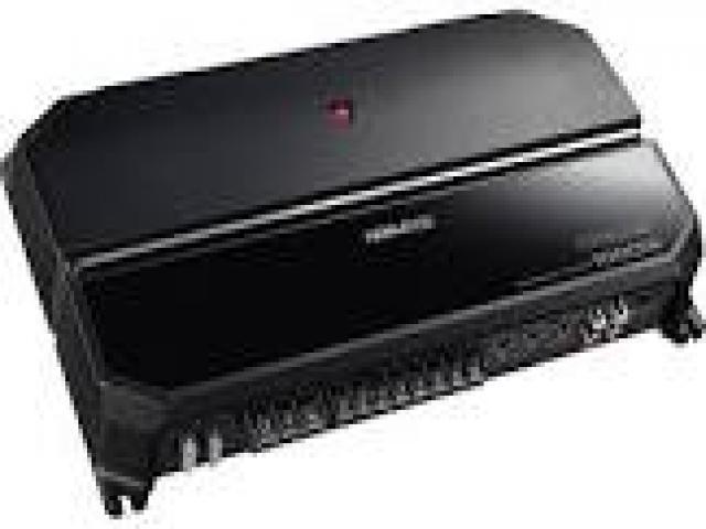 Telefonia - accessori - Beltel - kenwood dj top kac-ps704ex amplificatore audio auto tipo promozionale