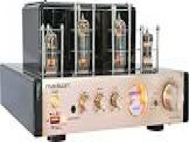 Telefonia - accessori - Beltel - madison mad-ta10bt amplificatore valvolare tipo promozionale