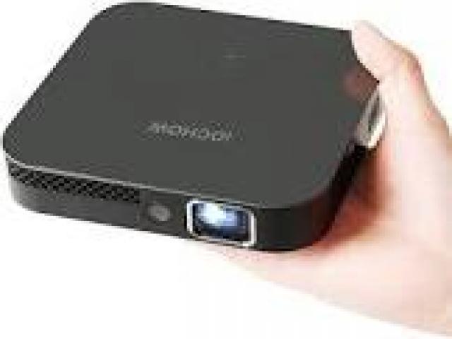 Telefonia - accessori - Beltel - prixton mini proiettore portatile vera occasione