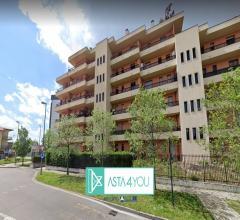 Appartamento all'asta in piazza unita' d'italia 1, canegrate (mi)