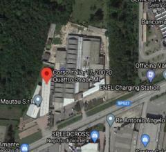 Fabbricati costruiti per esigenze industriali - corso italia 17/19