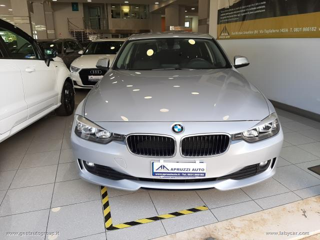 Auto - Bmw 318d touring business advantage aut.