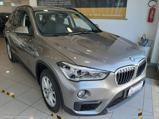 Auto - Bmw x1 xdrive18d business