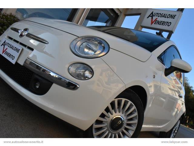 Auto - Fiat 500 1.4 16v lounge
