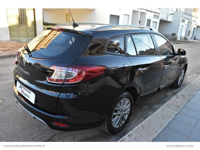 Auto - Renault mégane 1.5 dci 110cv s&s st ener.gt line