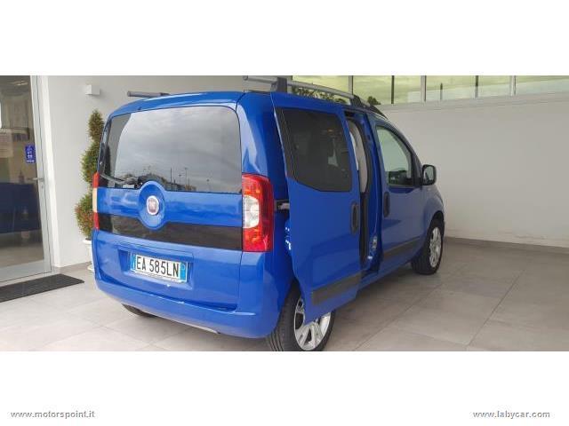 Auto - Fiat qubo 1.4 8v 77cv dynamic natural power
