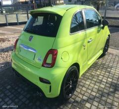 Auto - Abarth 595 1.4 turbo t-jet 160 cv pista