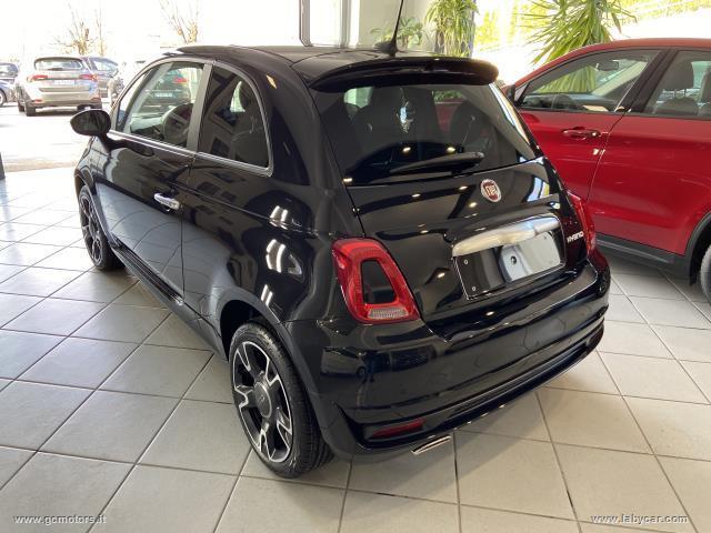 Auto - Fiat 500 1.0 hybrid rockstar