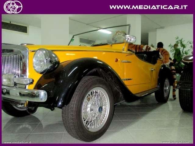 Fiat 100 gs spider 850