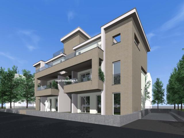 Residenza wagner-moderne abitazioni in classe a4 - 4 locali con terrazzo!