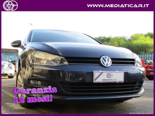 Volkswagen golf 1.6 tdi 110 cv 5p. comfortline bluemotion technology
