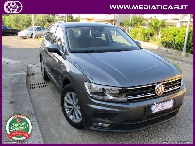 Volkswagen tiguan 1.6 tdi business 116 cv