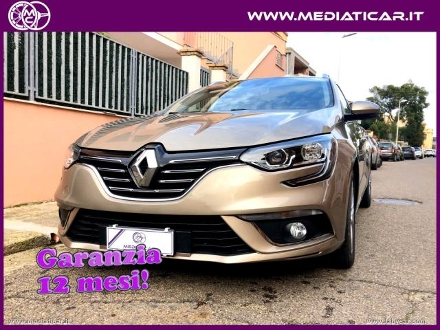 Renault megane 1.5 dci 110 cv business