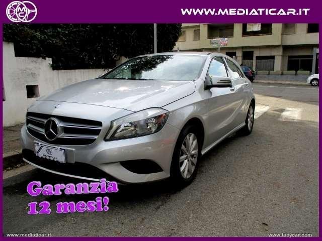 Mercedes-benz a 180 d automatic business 109 cv