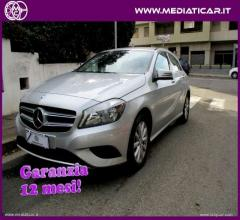 Mercedes-benz a 180 d automatic business 109 cv