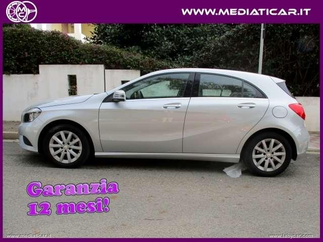 Auto - Mercedes-benz a 180 d automatic business 109 cv