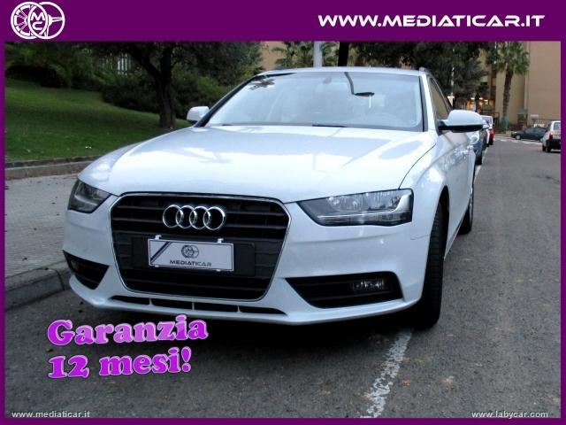 Audi a4 2.0 tdi 150 cv ambiente