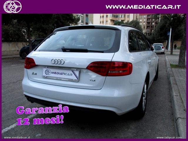 Auto - Audi a4 2.0 tdi 150 cv ambiente