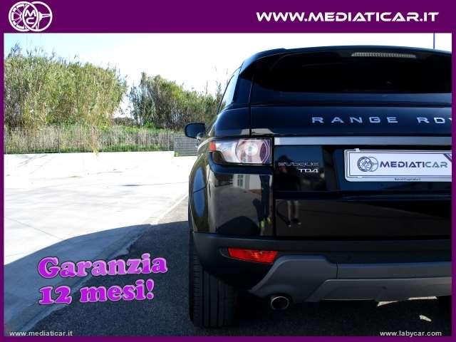 Auto - Land rover range rover evoque 2.2 td4 5p. dynamic 150 cv