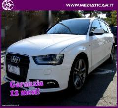 Audi a4 avant 2.0 tdi 177 cv multitronic ambiente