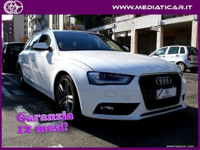 Auto - Audi a4 avant 2.0 tdi 177 cv multitronic ambiente