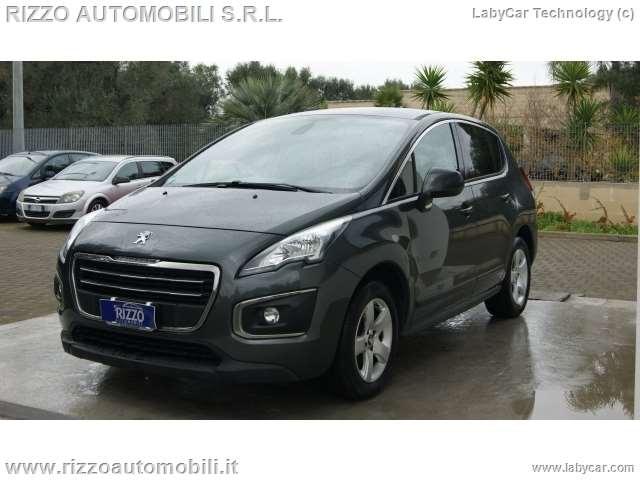 Auto - Peugeot 3008 1.6hdi tecno navi