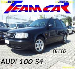 Audi 100 2.2 turbo 20v cat quattro avant s4