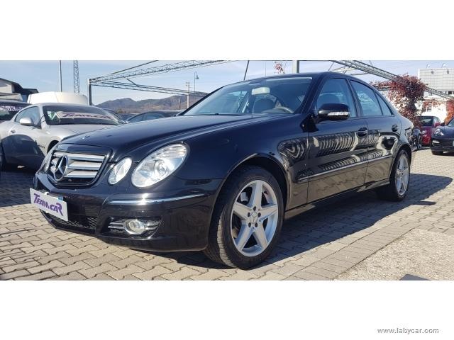 Mercedes-benz e 320 cdi 4matic evo avantgarde