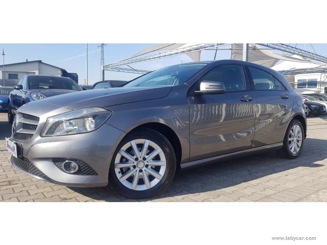 Auto - Mercedes-benz a 160 d executive