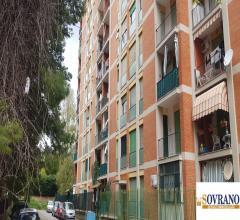 L. da vinci/roccazzo: appartamento buone condizioni