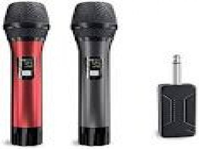 Beltel - ammoon handheld microfono tipo nuovo
