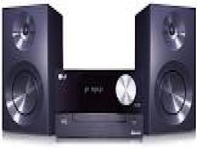 Beltel - lg cm 2460 sistema home audio tipo economico