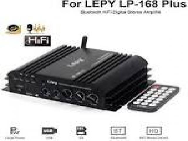 Beltel - lepy lp-168 plus amplificatore tipo conveniente