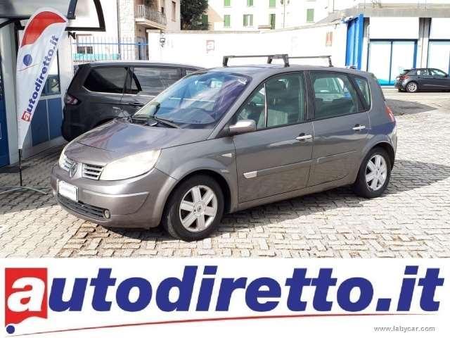 Renault scenic 1.9 dci 120cv guasta